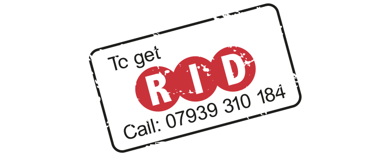 RID Rubber Stamp Logo