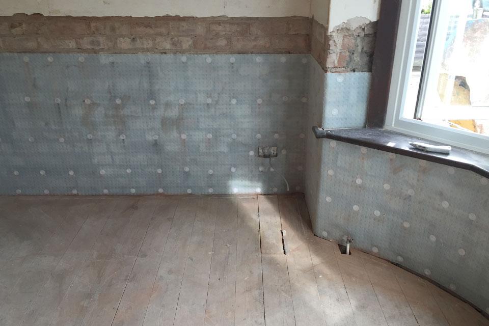 Image result for damp membrane for walls